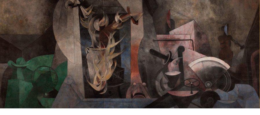 En apariencia otro México. Bocetos para murales de Rufino Tamayo