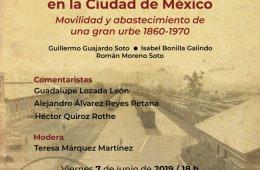 Los ferrocarriles en la Ciudad de México