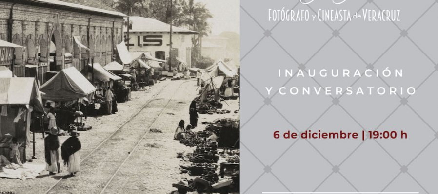 Juan D. Vasallo. Fotógrafo y cineasta de Veracruz