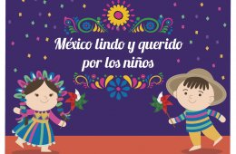 Beautiful Mexico Loved by Kids