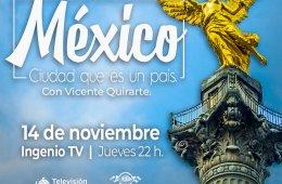 México, Ciudad que es un país
