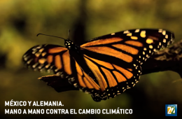 México y Alemana. Mano a mano contra el cambio climátic...