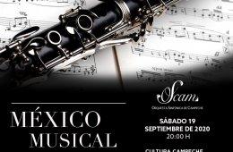 México musical- Campeche Orquesta