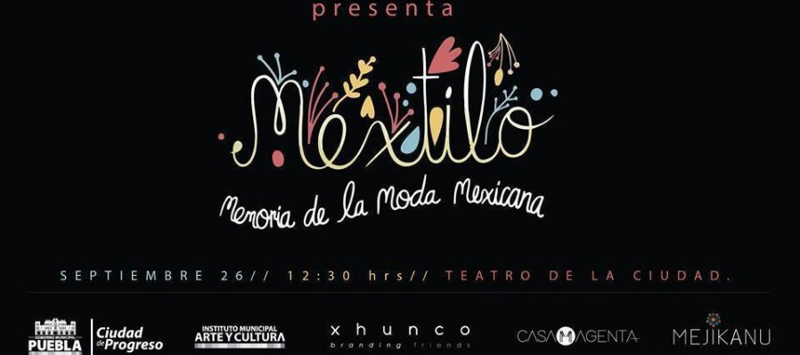 Mextilo: Memoria de la moda mexicana