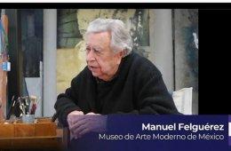 Manuel Felguérez. La generación de la ruptura