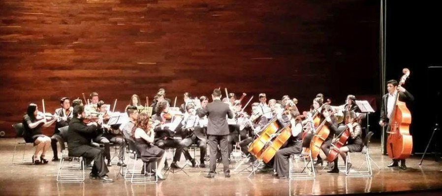 Concert with Miguel Hidalgo Youth Symphony Orchestra
