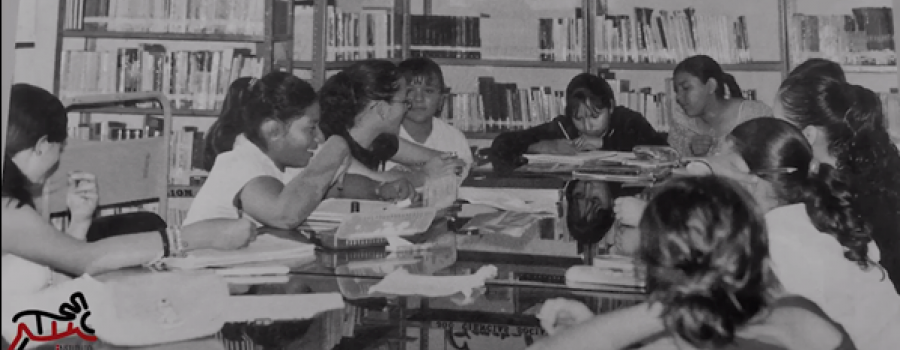 Mi Biblioteca: Memoria viva de la creación humana