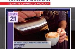 Mi primer café: cuarta sesión de Barismo