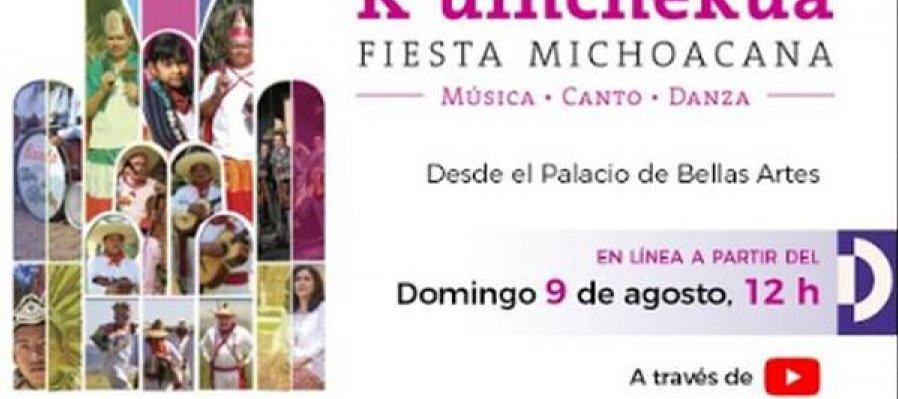 Kuinchekua: Fiesta Michoacana
