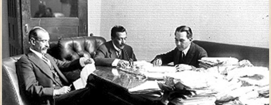 23 de noviembre de 1917: Se aprueba la Ley de Indemnizaciones