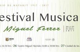 II Festival Musical José Miguel Ferrer