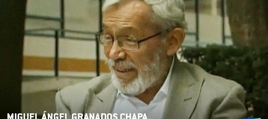 Miguel Ángel Granados Chapa, palabra en libertad