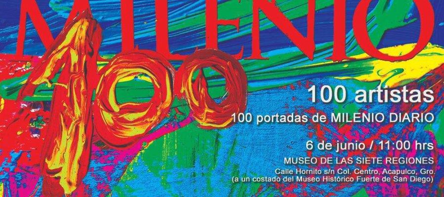 100 Portadas de Milenio