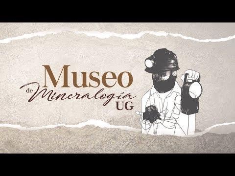 Conoce el Museo de Mineralogía