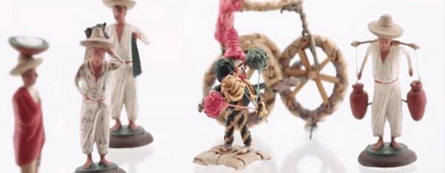 La miniatura. Colección Ruth Lechuga