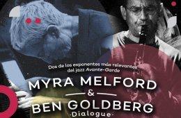 Myra Melford y Ben Goldberg: Dialogue