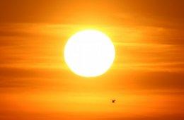 Una mirada al sol