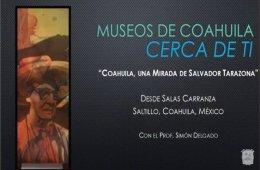 Salas Carranza. Coahuila una mirada de Salvador Tarazona