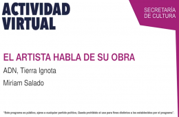 Cápsulas ADN - Tierra Ignota - Miriam Salado