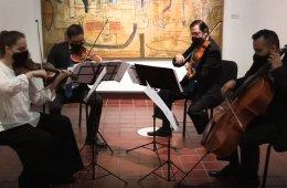 Temporada de Virtuosos y Virtuales Músicos de la OSSLA