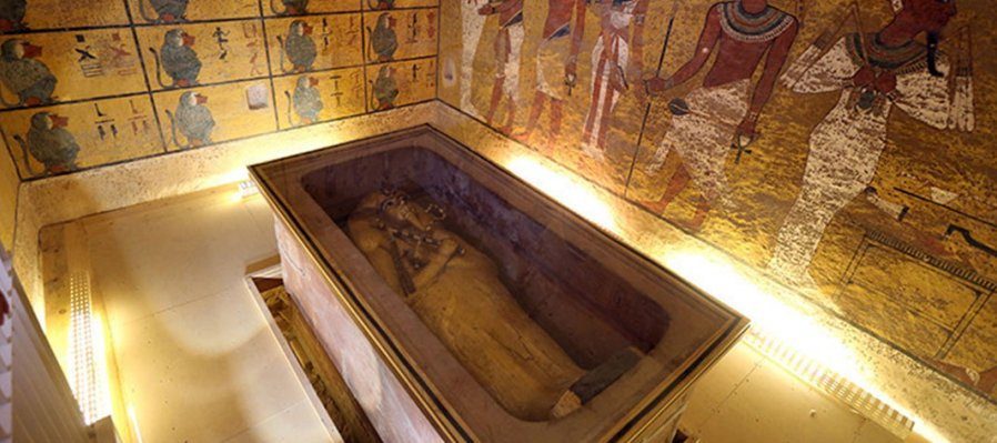 Ancient Egypt: Life and Death in the Valley of Kings