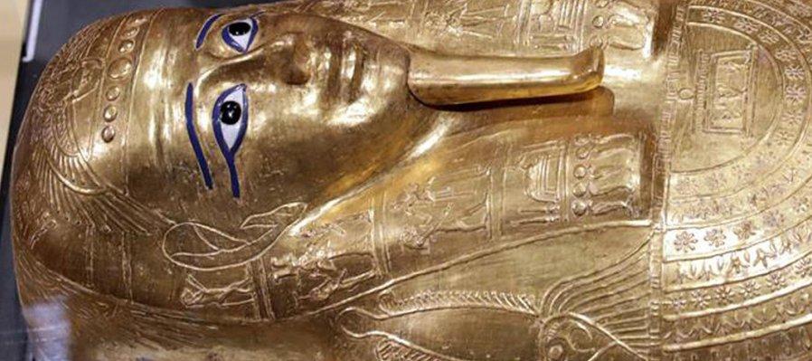 Mummification in the Egypt of the Pharaohs