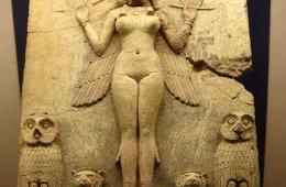 Ofrenda para la diosa Inanna