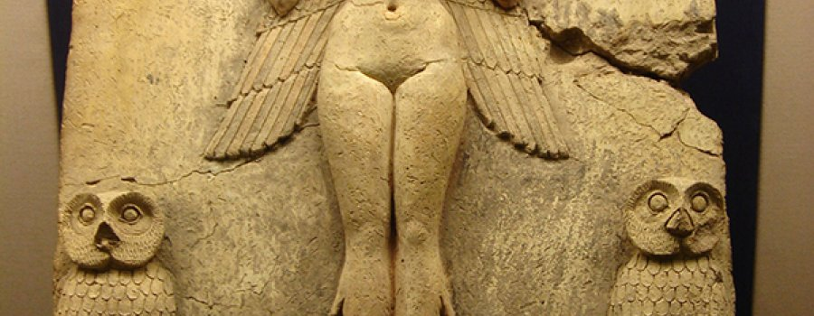 Offering for the Goddess Inanna