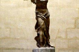 Nike, Diosa de la Victoria griega