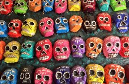 The Tzompantli, Shelf of Skulls