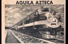 "Hamburguesa al ""Águila azteca"""