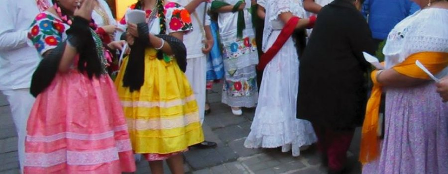Danza folclórica: Ita Andehui