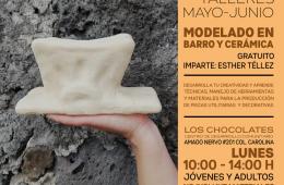 Modelado en barro y cerámica