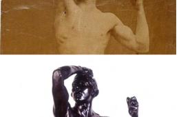 Modelos y esculturas