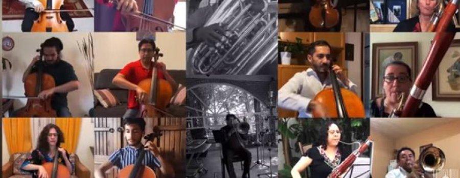 Orquesta Sinfónica Nacional interpreta Huapango de Moncayo