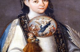 Monjas coronadas. Vida conventual femenina