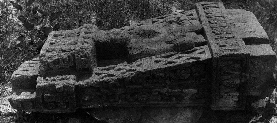 Xochiquetzal. Una deidad de piedra en Xochicalco