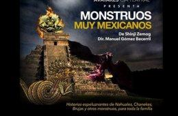 Monstruos muy mexicanos