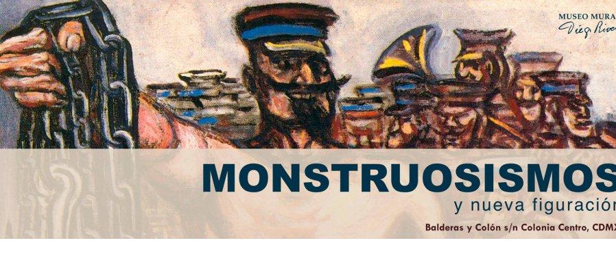 Monstruosismos y nueva figuración