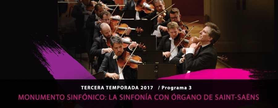 Monumento Sinfónico: La Sinfonía Órgano de Saint-Saëns