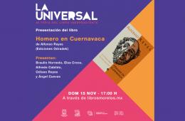 Homero en Cuernavaca, de Alfonso Reyes