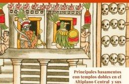 El Tlacuache No. 951 Principales basamentos con templos d...