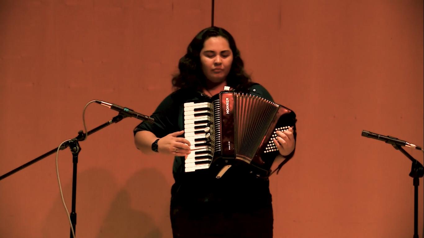 Presentación de Alejandra Serrano