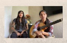 Alethia y Kndra Rivas