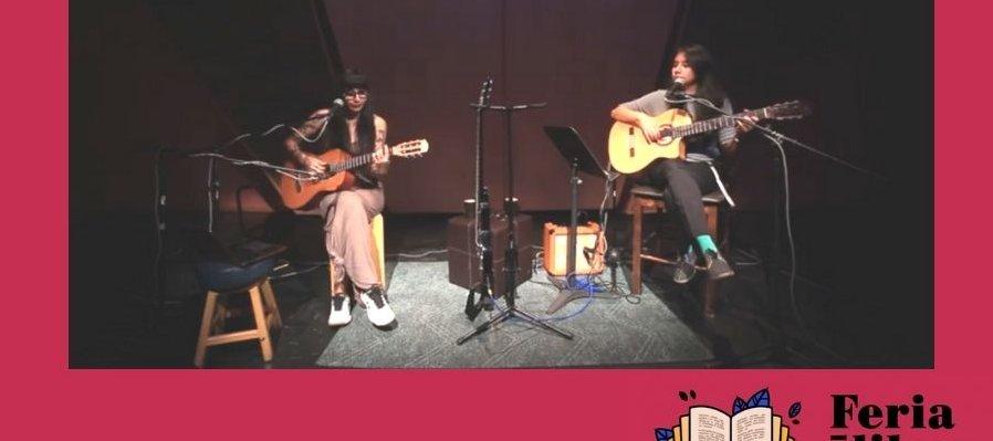 Espectáculo musical: Alethia y Kndra