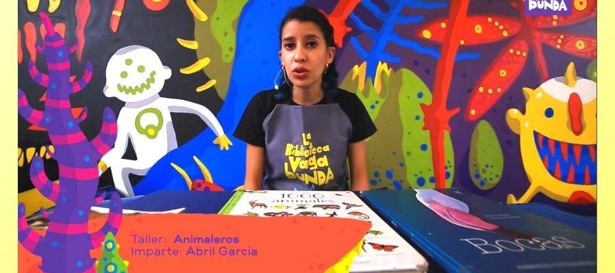 Taller: Animaleros, por Abril García