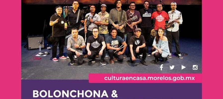 La Bolonchona & Hecho en Casa Colectivo