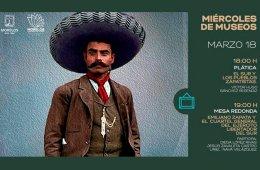 El sur de los pueblos zapatistas y Emiliano Zapata y el c...