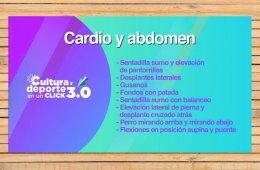 Cardio y abdomen