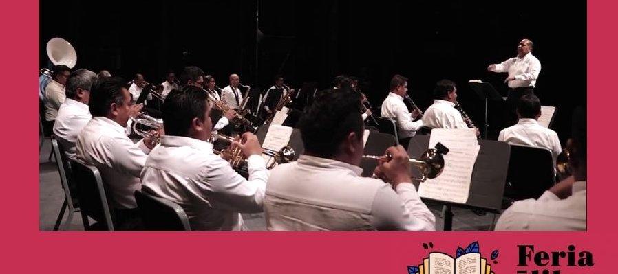 Concierto de la Banda del Gobierno del Estado de Morelos